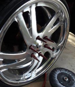 salinas collision repair car tire