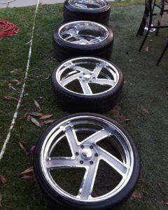 salinas auto collision repair car tire