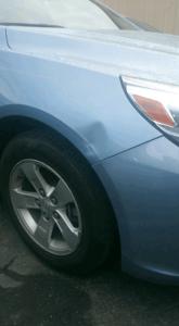 paintless dent repair Monterey, California