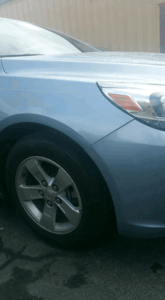 fix dent in car Monterey, California