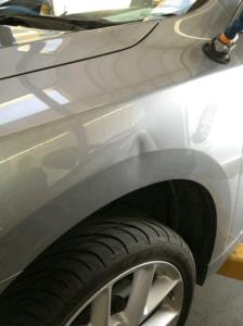 silver car salinas auto collision repair