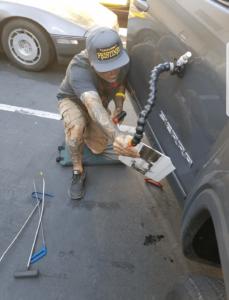 repair estimate in Monterey, California