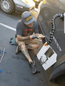 Monterey small dent repair cost