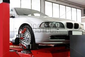 silver car free car repair estimates