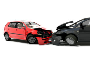 two cars that crashed and will need to file a car insurance claim
