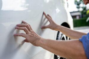 car dent and scratch repair