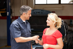 dent in car repair